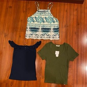 🔶 Women's Assorted Top Bundle